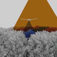 Multiscale mapping - UAV (not to scale)