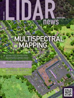 LiDAR_News_MultiSpectral_FrontCover